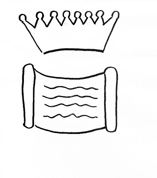craftesther1 - Esther Bible Story Coloring Pages