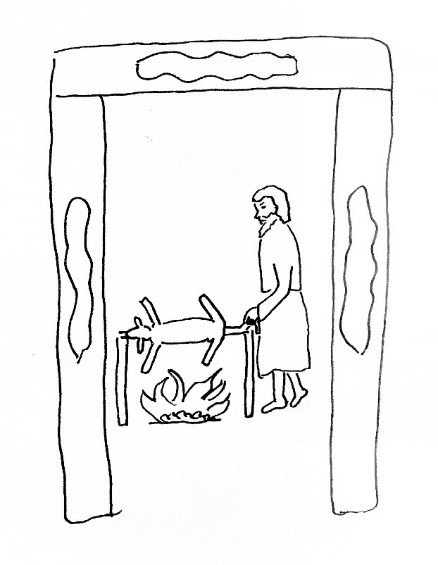 Pin Passover Lamb Colouring Pages On Pinterest