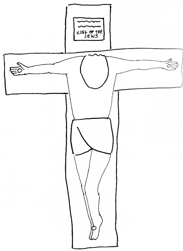 Bible Story Coloring Page For The Crucifixion Of Lord Jesus Rhbiblestoriesforchildrenwordpress: Bible Coloring Pages Crucifixion At Baymontmadison.com
